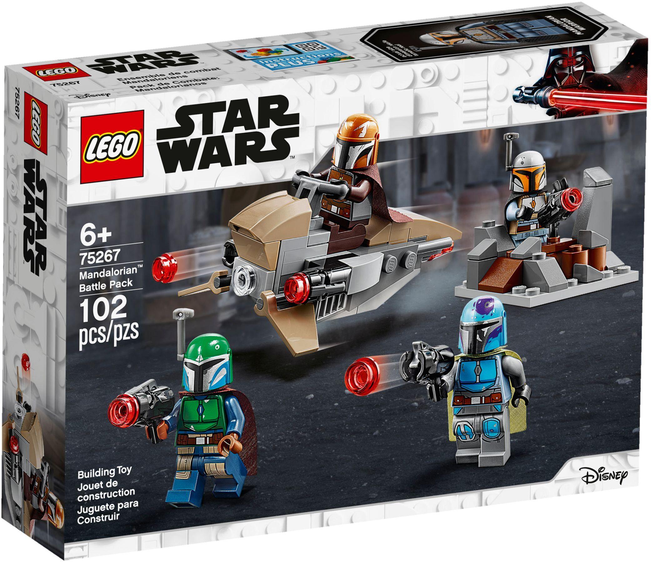 LEGO® 75267 - Mandalorian™ Battle Pack