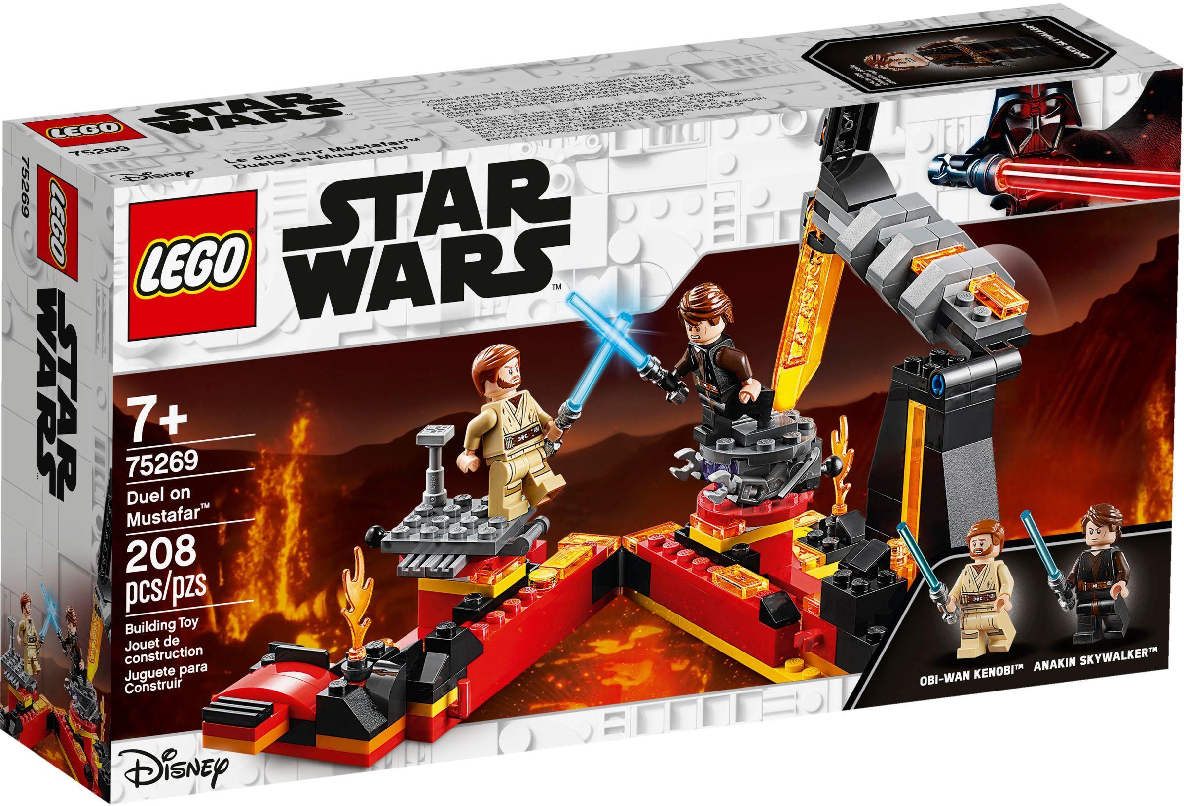 LEGO® 75269 - Párbaj a Mustafaron™