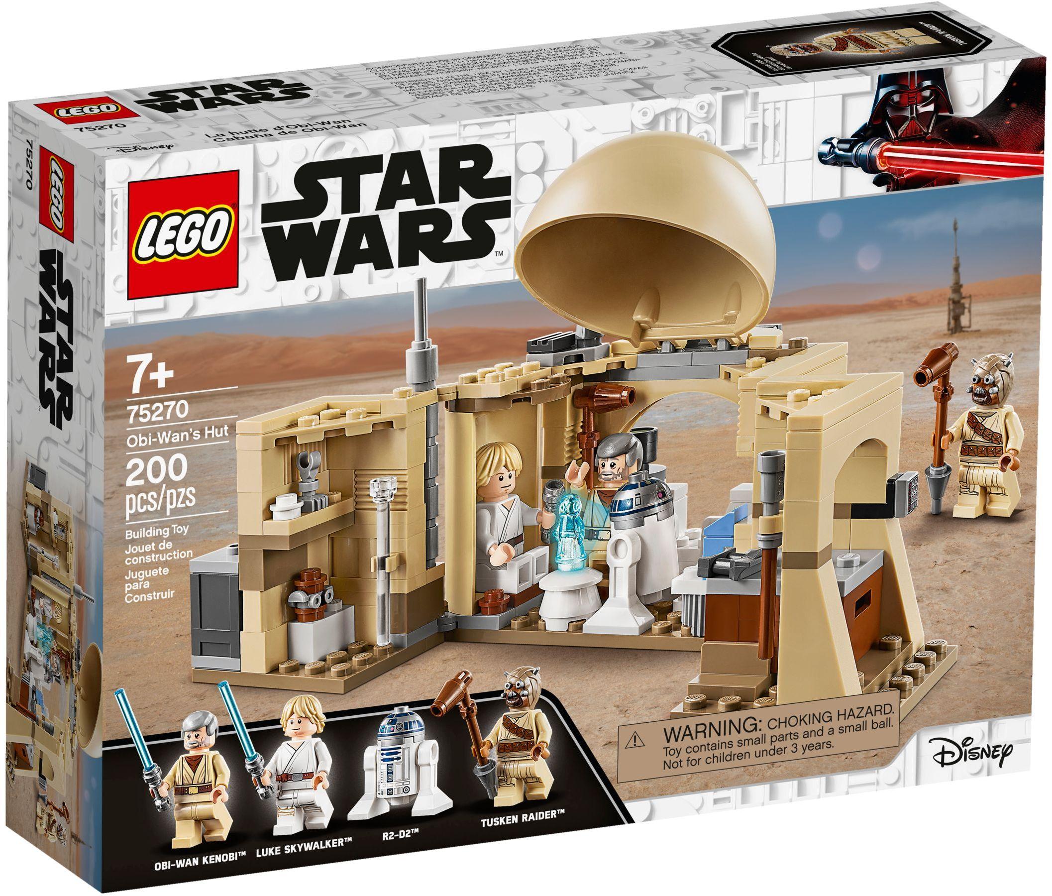 LEGO® 75270 - Obi-Wan kunyhója