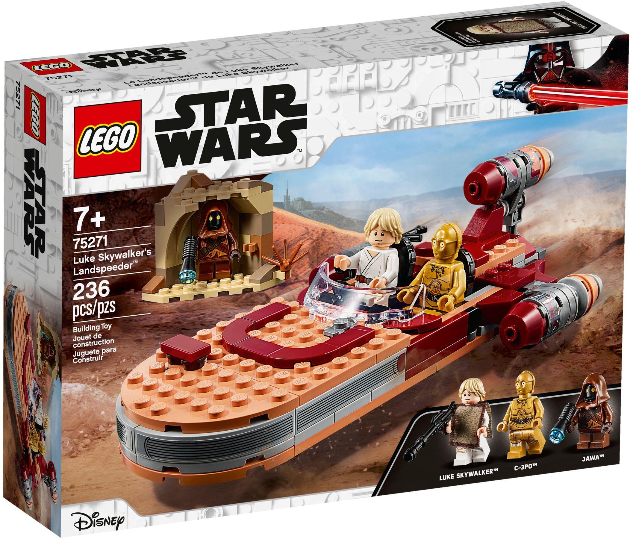 LEGO® 75271 - Luke Skywalker Landspeedere™