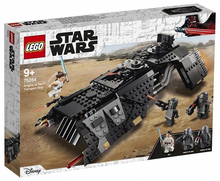 LEGO® 75284 - A Ren lovagjai™-nak szállítóhajója