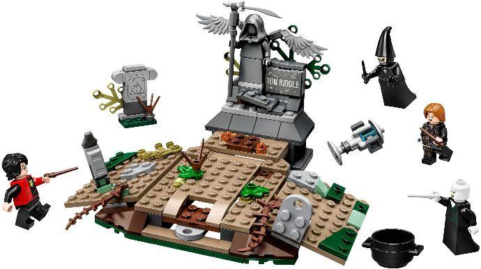 LEGO® Voldemort felemelkedése