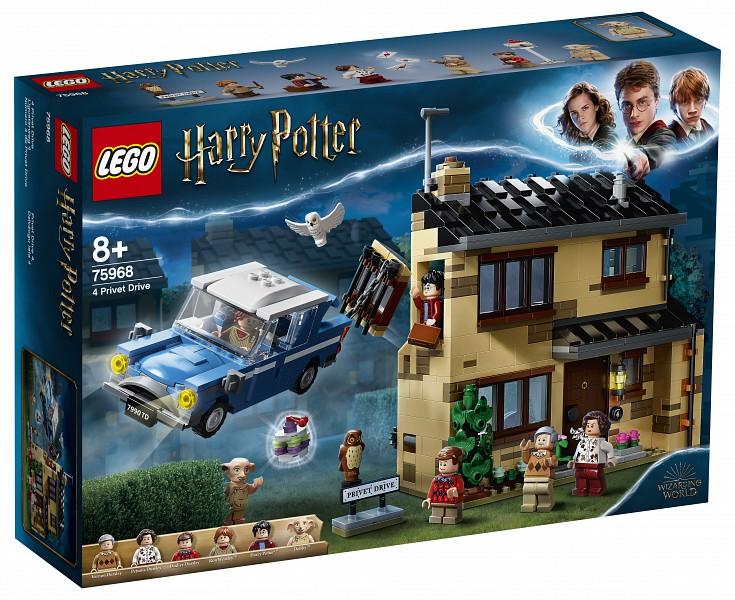 LEGO® 75968 - Privet Drive 4.