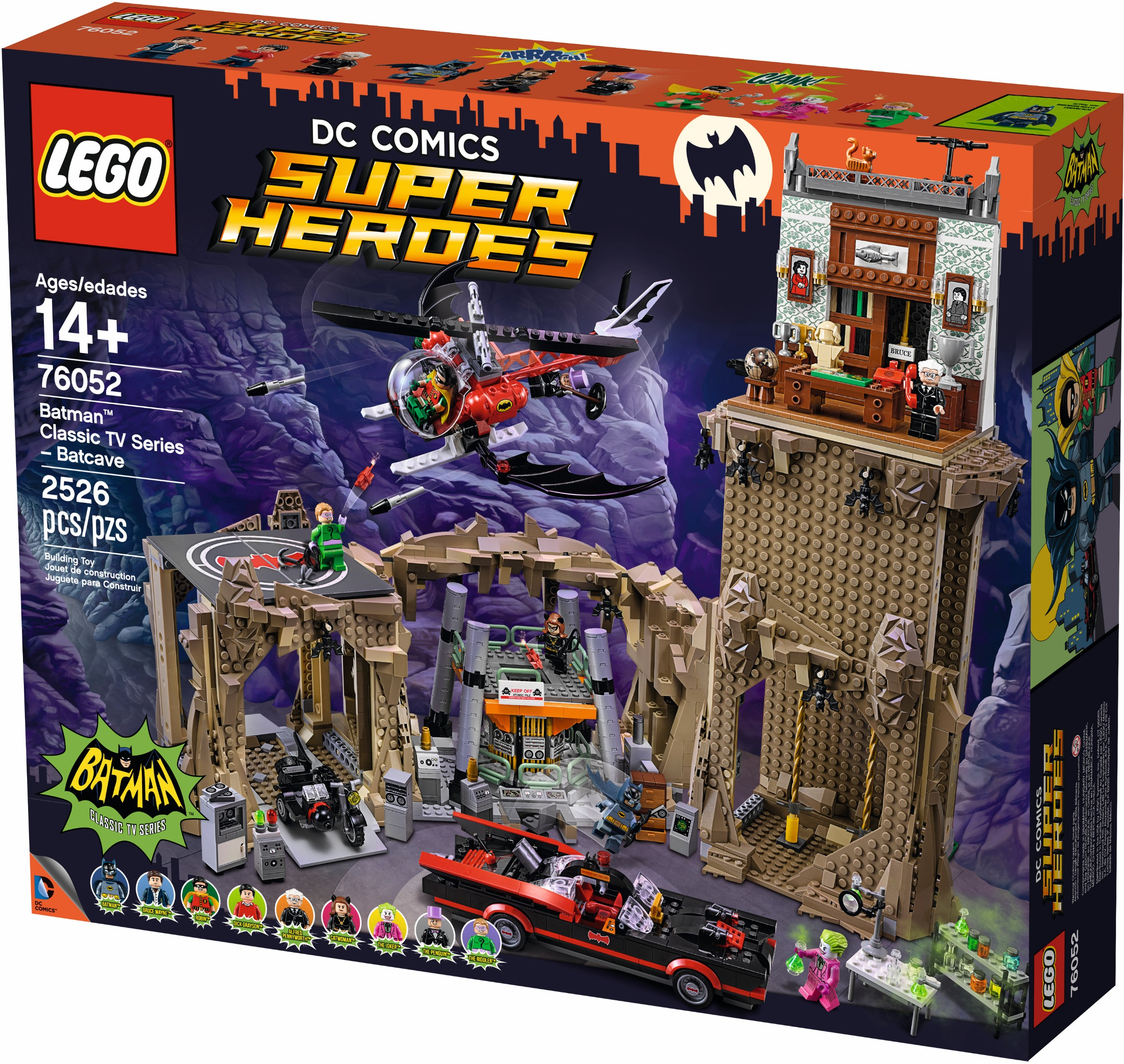 Klasszikus TV sorozat - Batcave
