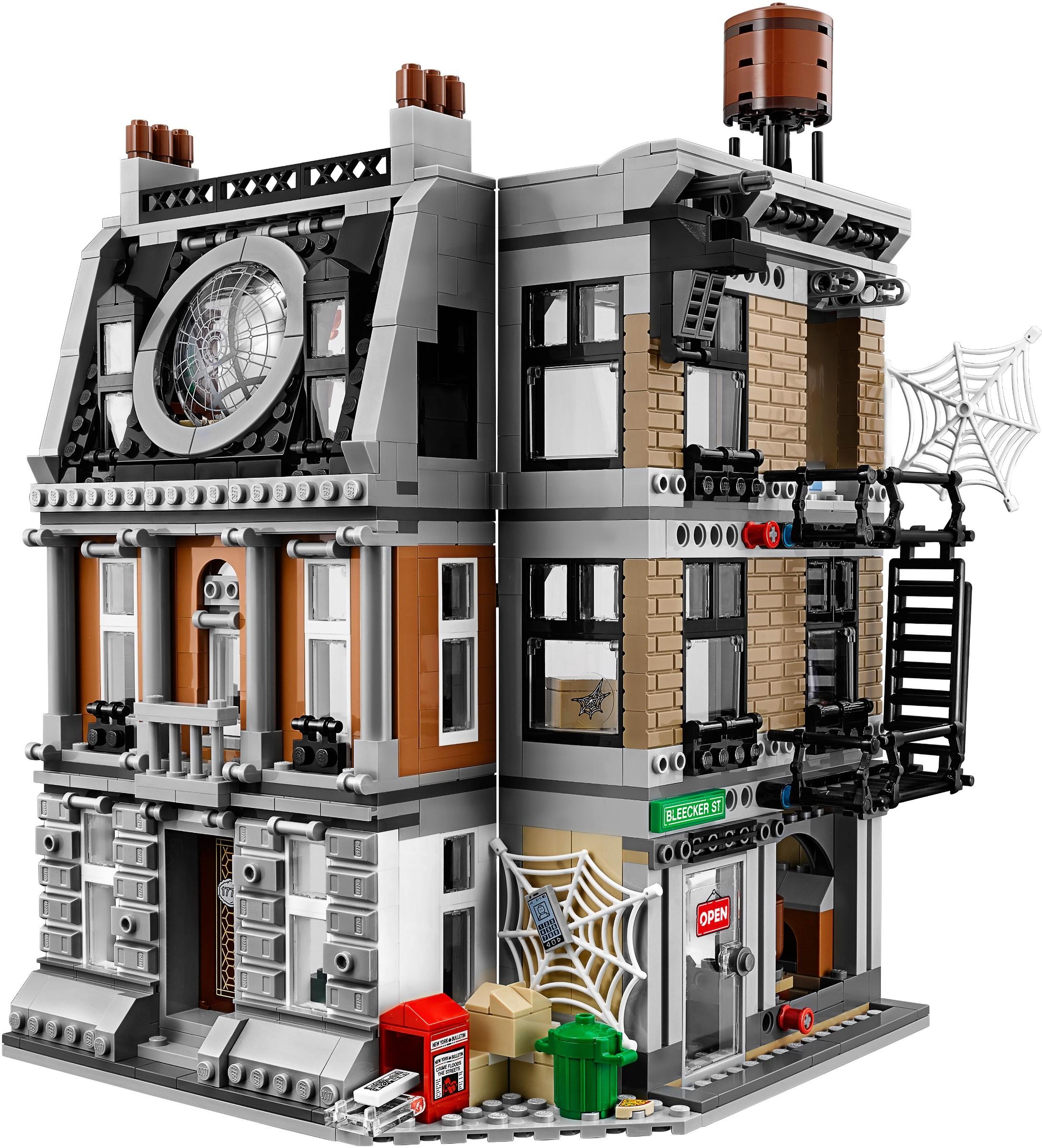 LEGO® 76108 - Leszámolás Sanctum Sanctorumnál