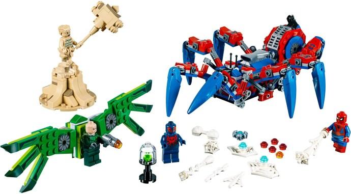 LEGO® Pókember pók terepjárója