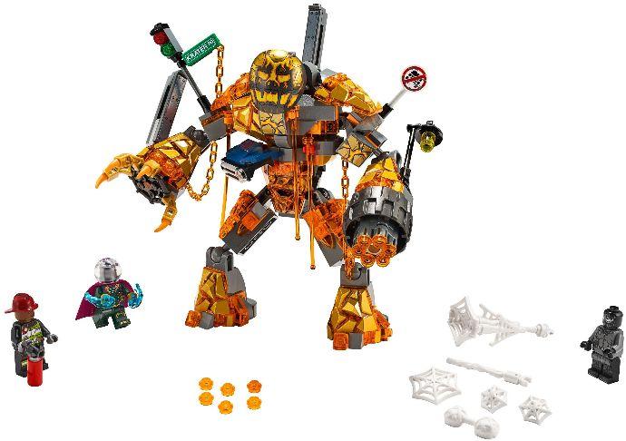 LEGO® Olvasztár csatája