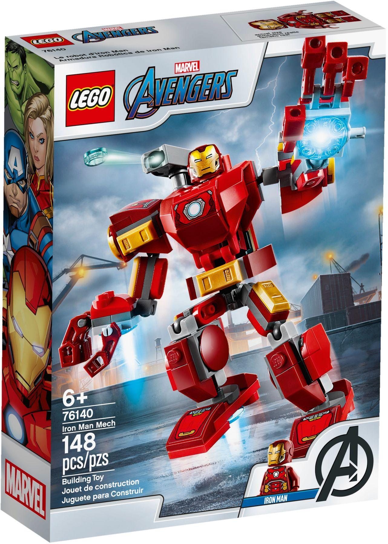 LEGO® 76140 - Vasember robot