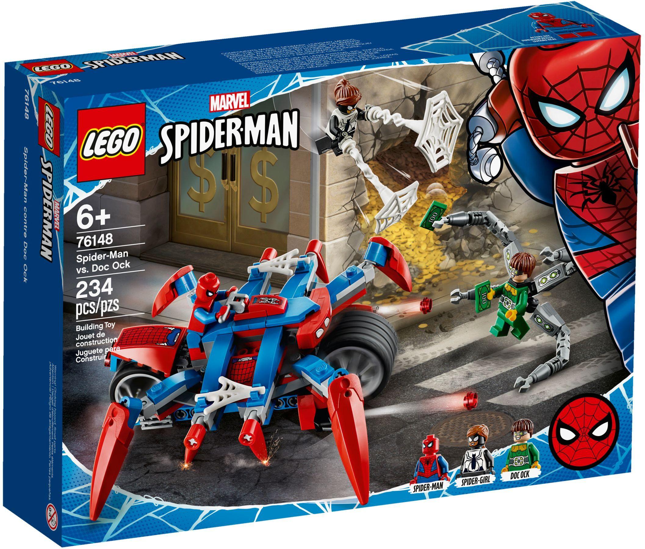 LEGO® 76148 - Pókember Doc Ock ellen