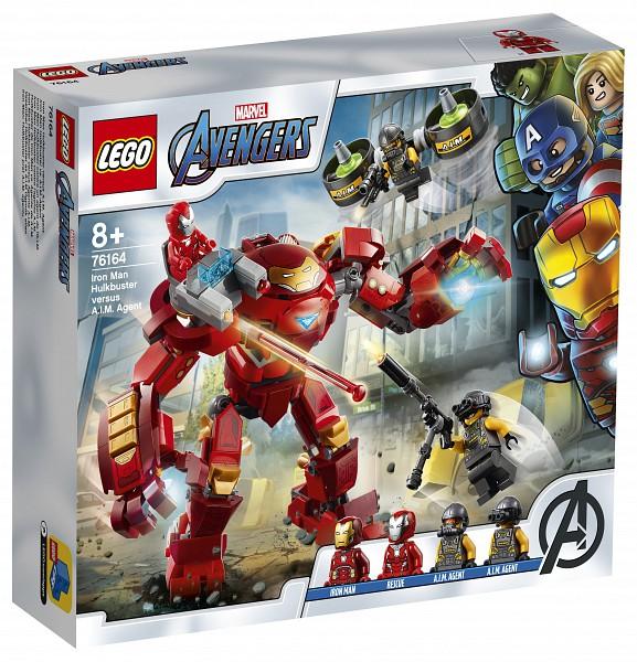 LEGO® 76164 - Vasember Hulkbuster az A.I.M Ügynök ellen